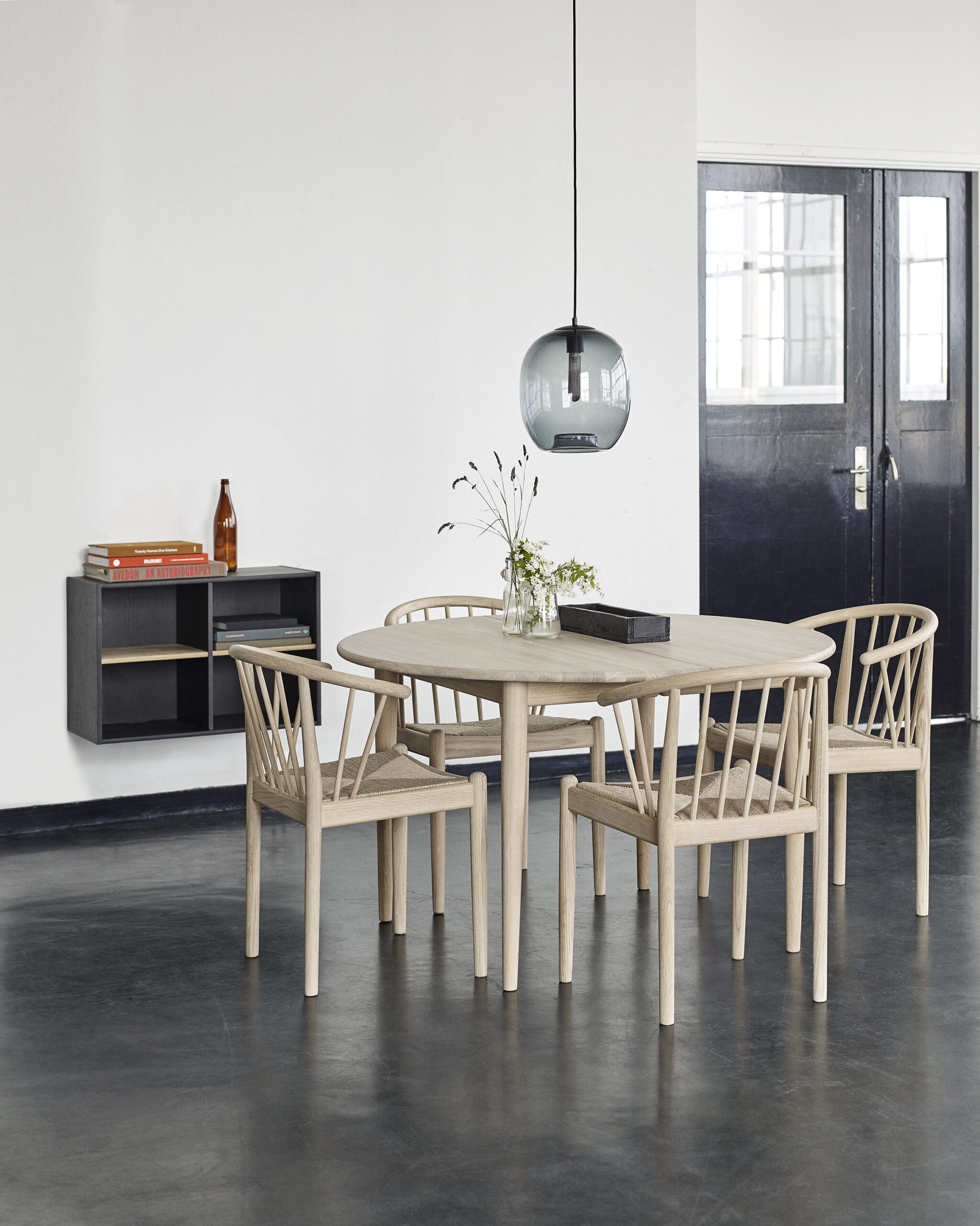 Haslev 800 Dining Table