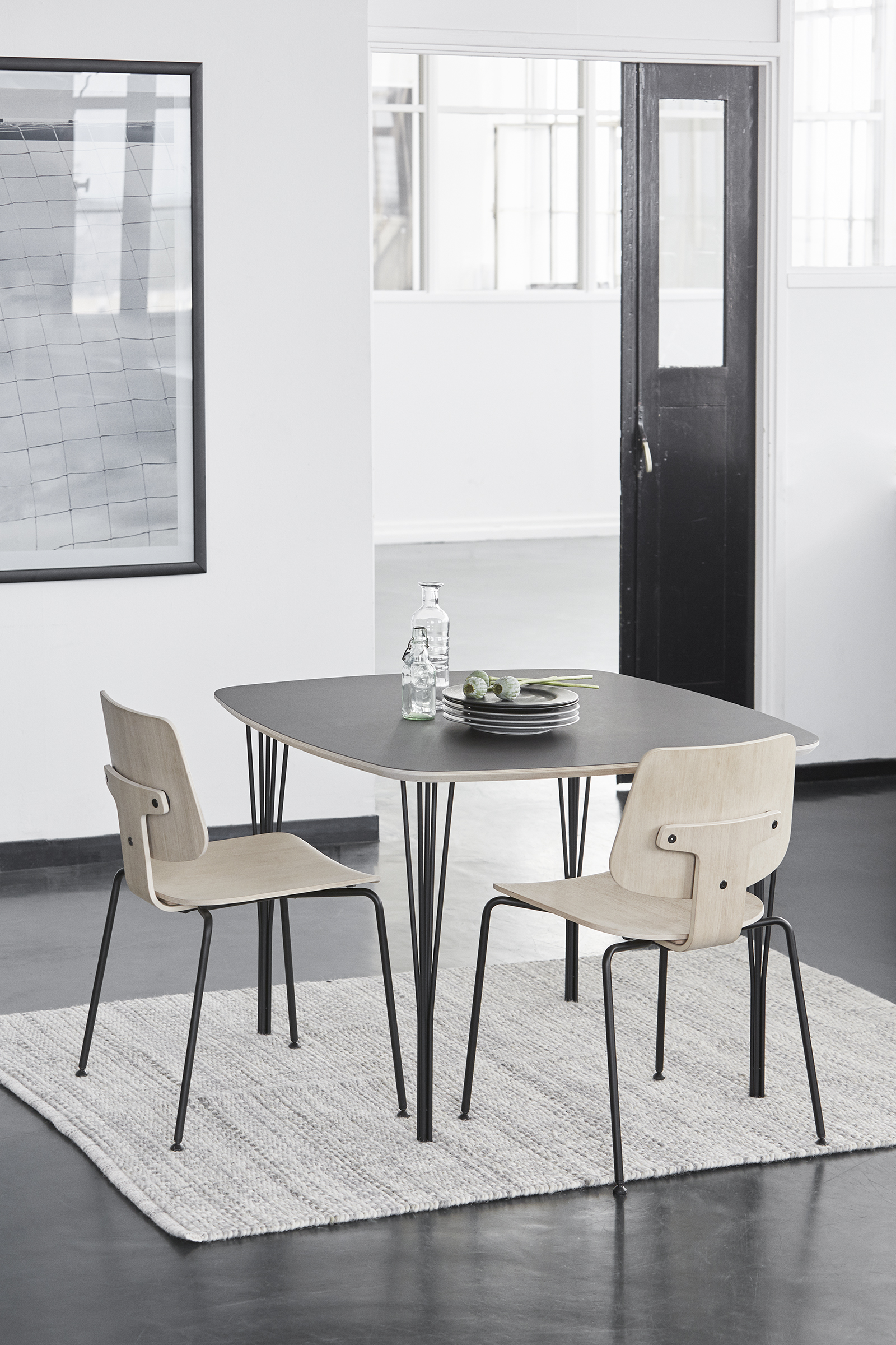 Haslev Note chair